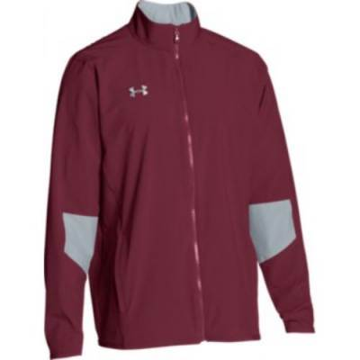 UA Squad Woven Warm Up Jacket Main Image