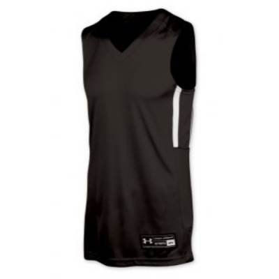 Under Armour® Threat Stock Men's Basketball Jersey Main Image