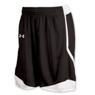 Under Armour® Patterson Women's Basketball Shorts Main Image