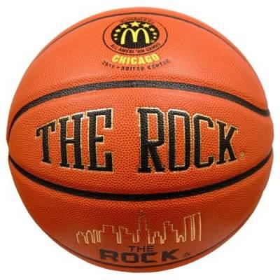The Rock® McDonalds® All-American Main Image
