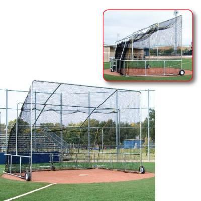Portable Batting Cage Main Image