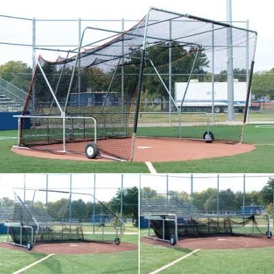 Foldable, Portable Batting Cage Main Image
