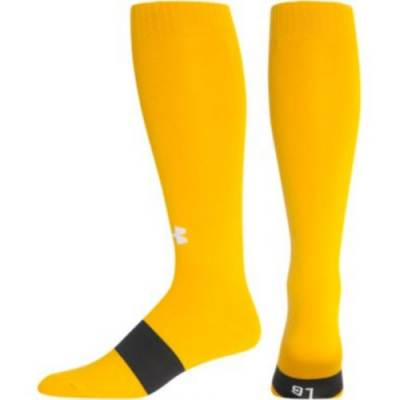 Under Armour® Solid Men's Over-the-Calf Soccer Socks Main Image
