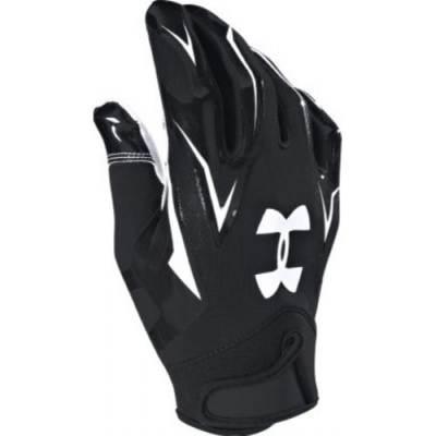 UA Youth F4 Gloves Main Image