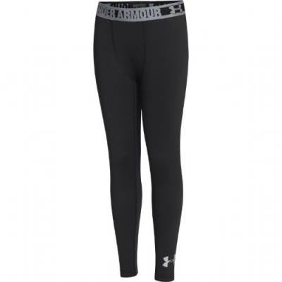 Under Armour® ColdGear® Armour Boys' Fitted Leggings Main Image