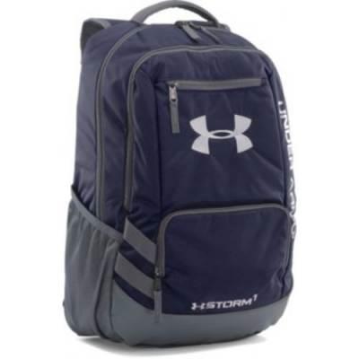Under Armour® Hustle II Backpack Main Image