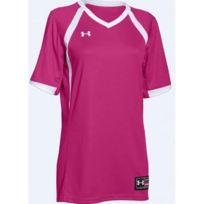 Under Armour® Women's Cut-Off Softball Jersey Main Image