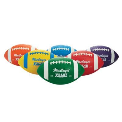 Multicolor Footballs Main Image