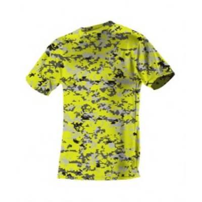 Alleson Digi-Camo Short Sleeve Shirt Main Image
