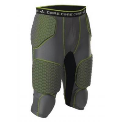 Alleson Youth 7 Pad Integrated Football Girdle Main Image
