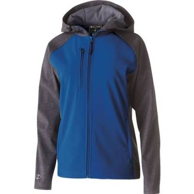 Holloway Ladies' Raider Softshell Jacket Main Image