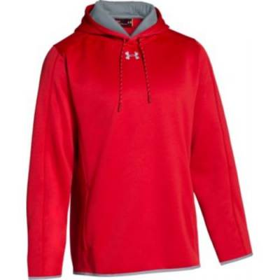 UA Double Threat Armour Fleece Hoody Main Image