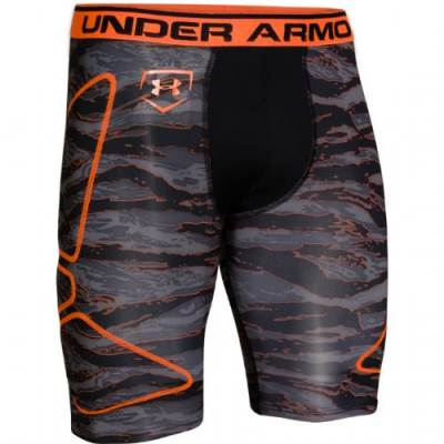 Under Armour® Break Through Men's Compression Slider Shorts Main Image