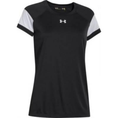Under Armour® Zone Women's Short-Sleeve Crew Neck T-Shirt Main Image