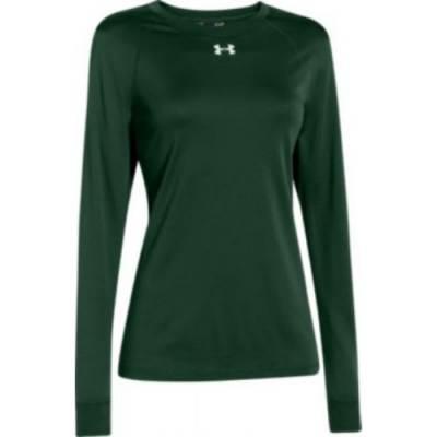 Under Armour® Locker Women's Long-Sleeve Crew Neck T-Shirt Main Image