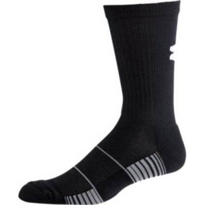 UA Team Crew Socks Main Image
