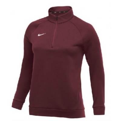 Nike Women's Therma LS 1/4 Zip Top Main Image