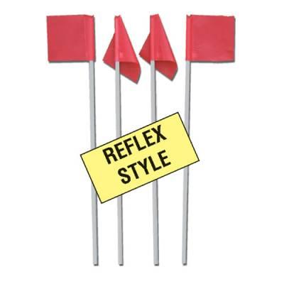 Reflex Soccer Corner Flags Main Image