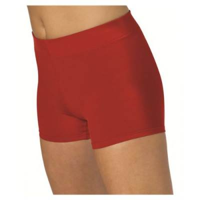 Alleson Women's Volleyball Shorts Main Image