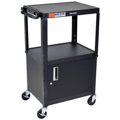 AV Cart w/Cabinet Main Image