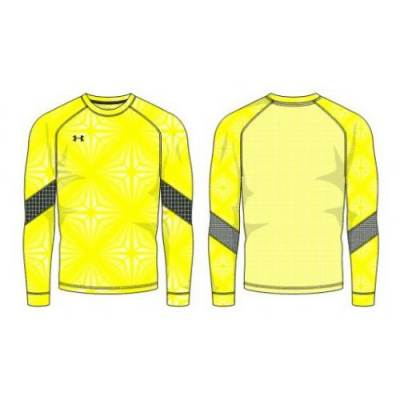 UA Reflex Goalkeeping Jersey Main Image