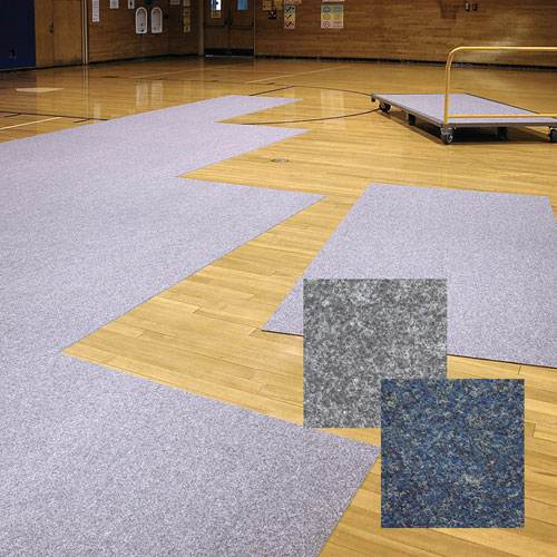 Pro Shield Gym Floor Cover Tile Bsn Sports
