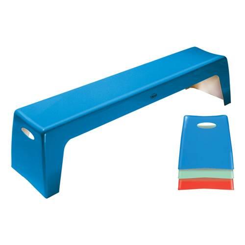 Fiberglass Stackable Benches Bsn Sports