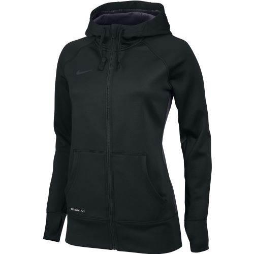 Nike KO Women's Full-Zip Training Hoodie | BSN SPORTS