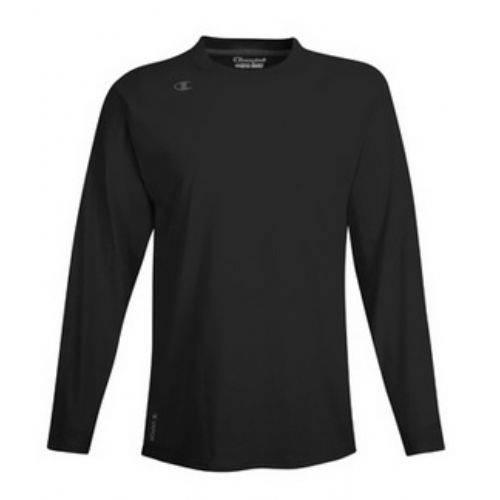 Champion® Vapor® Men's Long-Sleeve T-Shirt | BSN SPORTS