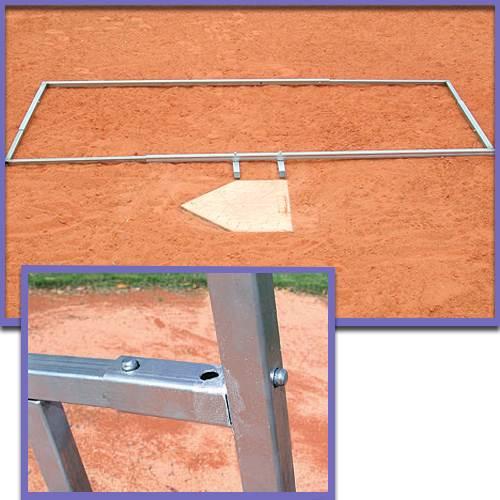 Adjustable Batter\'s Box Template | BSN SPORTS
