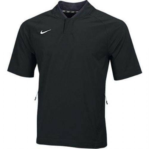 Nike Hot Men's Short-Sleeve Baseball Jacket | BSN SPORTS