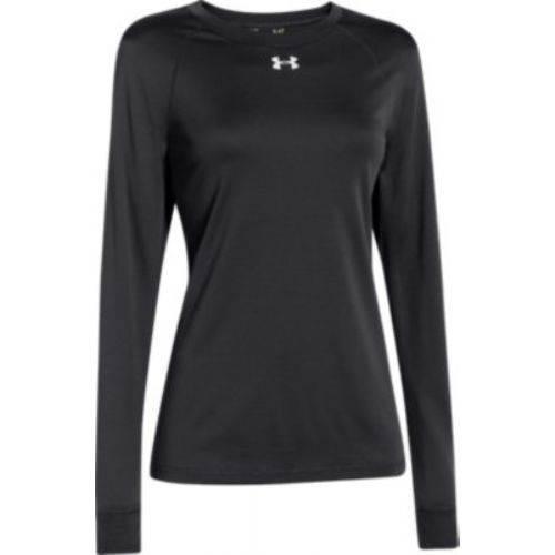 Under armour women 39 s locker long sleeve t shirt bsn sports for Under armour long sleeve t shirts women