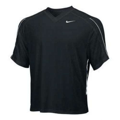 Nike Face-Off Stock Boys' Short-Sleeve V-Neck Lacrosse Jersey Main