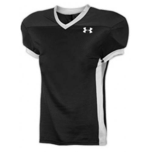 Under armour hammer stock men 39 s football jersey bsn sports for Under armor football shirts