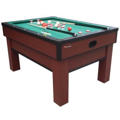 Atomic Classic Bumper Pool Table Main Image