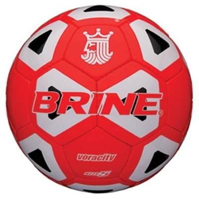 Brine Voracity Soccerball Rd/WhBk Sz 5 Base Image