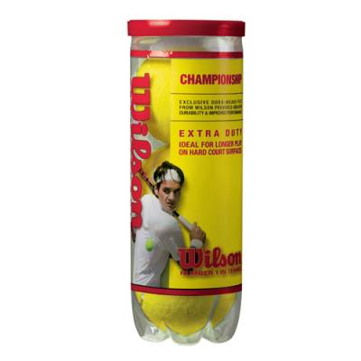 Wilson Championship Tennis Balls - Can Main Image