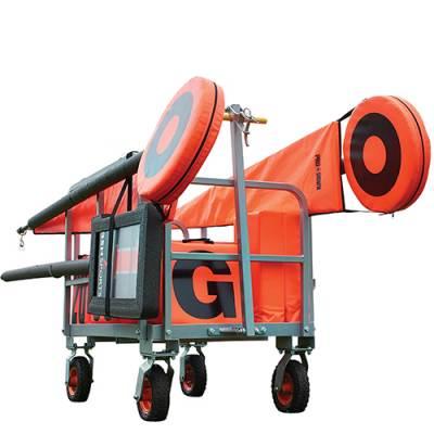 Football Field Equipment Cart Main Image