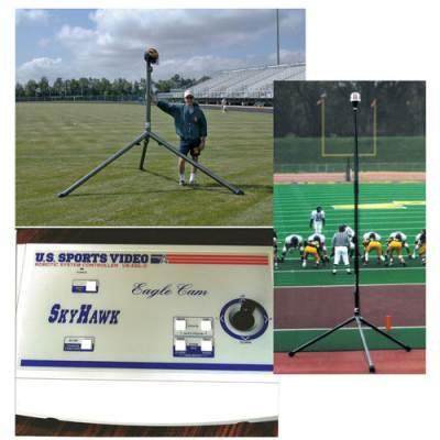 SkyHawk End Zone Camera System Main Image