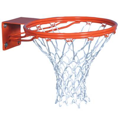 Gared® 240 Fixed Super Basketball Goal Main Image