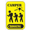 "12"" x 18"" Basic Camp Signs"