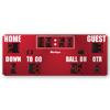 20' X 8' Football Scoreboard