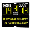Multi-Sport Manual Outdoor Scoreboard