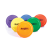 "9"" Plastic Flying Discs Set of 6"