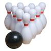 Jumbo Inflatable Bowling Set