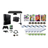 XBOX 360 Kinect Fitness Package for 6