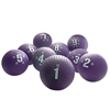 Voit® 8.5 in. Numbers and Stars Playground Balls Set