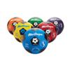 Multicolor Soccerballs