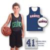Hawks Revers NBA Replica Jerseys (Spr 13)