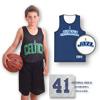Jazz Revers NBA Replica Jerseys (Spr 13)